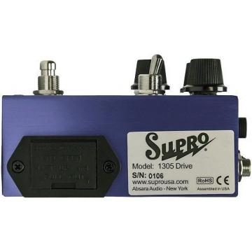 Supro Drive SP1305 · Guitar Effect