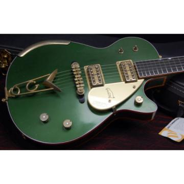 Gretsch Masterbuilt 59 Cadillac Green Penguin Custom Shop Relic Stephen Stern