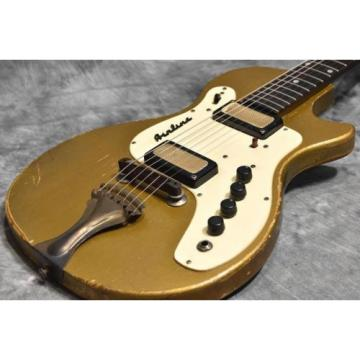 Airline 7214 Gold guitar FROM JAPAN/512