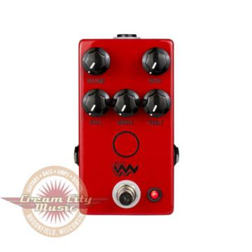 Brand New JHS Pedals Angry Charlie V3 Distortion Overdrive Guitar Effect Pedal