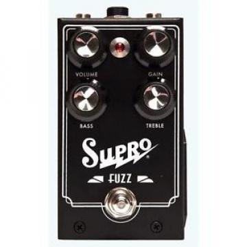 Supro 1304 Fuzz Pedal