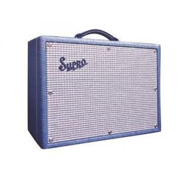 Supro Tremo-Verb Guitar Amp