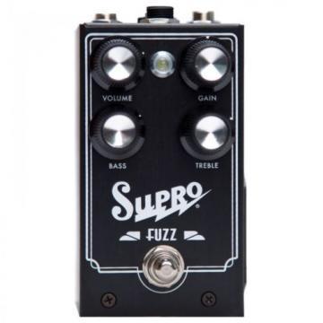SUPRO FUZZ GUITAR EFFECT PEDAL - SP1304