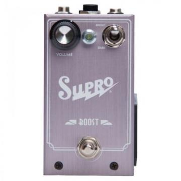 SUPRO BOOST GUITAR EFFECT PEDAL - SP1303