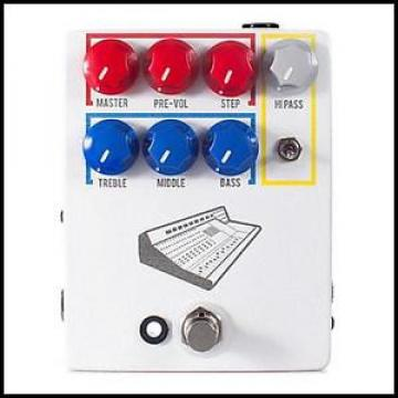 JHS Pedals Colour Box Studio Grade Preamp Neve Console Guitar Effects Pedal
