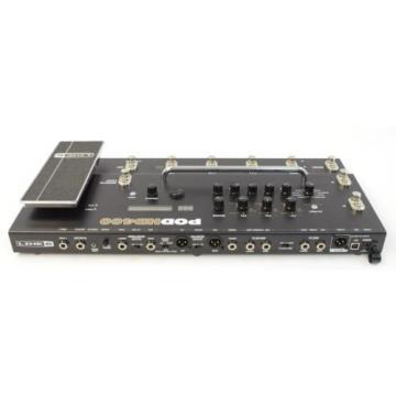 Line 6 POD HD400 Guitar Multi-Effects Processor HD-400