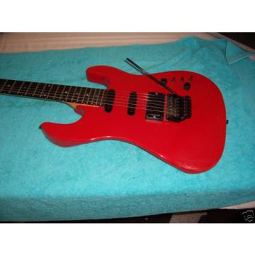 1987 Gibson WRC  Wayne Charvel  electric guitar in good cond. Super Rare W case