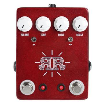 JHS Pedals Ruby Red - Butch Walker Signature