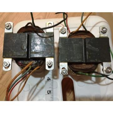 Triwec 1967 T3778  Output Transformers. SUPRO Thunderbolt 6L6 6V6 PP.  Dynaco?