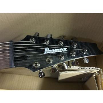Ibanez RG9 QMBI 9 String Black Quilt
