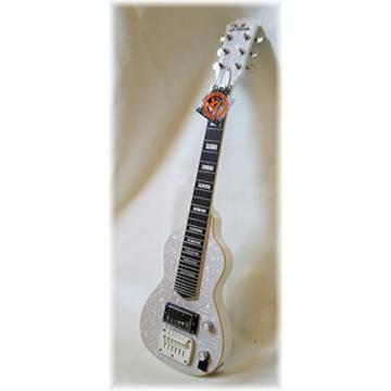 Dillion Pearl 6 string lap steel. There is only one left till 2018.