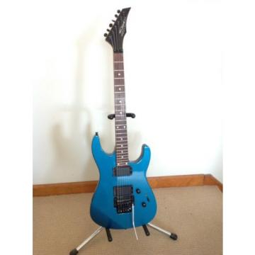MAKE OFFER-RARE Shane Targa Signature Series Guitar USA? 80's Rocker PLAYS GREAT