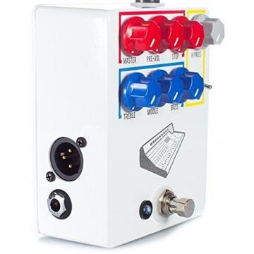 JHS Pedals JHS Colour Box Preamplifier Pedal for Guitars, Microphones, and
