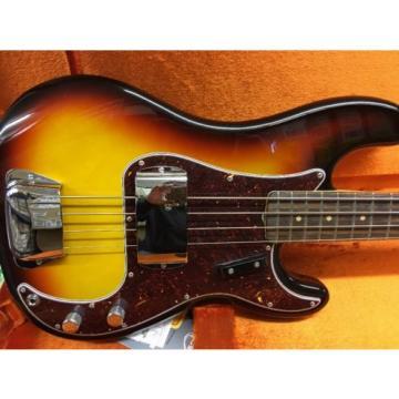 Fender American Vintage '63 Precision Bass  3-Color Sunburst
