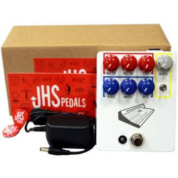 JHS Colour Box Preamp Pedal for Guitars, Microphones NEW! FREE 2-DAY DELIVERY!!!