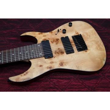 Ibanez RG Series RG8PB 8-String Electric Guitar Natural Flat 030904