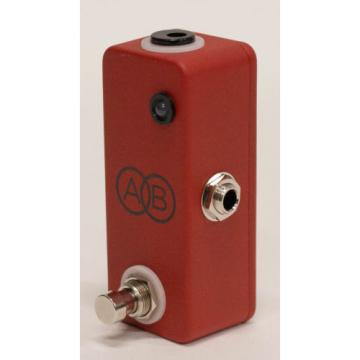 JHS Pedals Mini A/B Box Switch Pedal - Choose Between Two Amps! - NEW