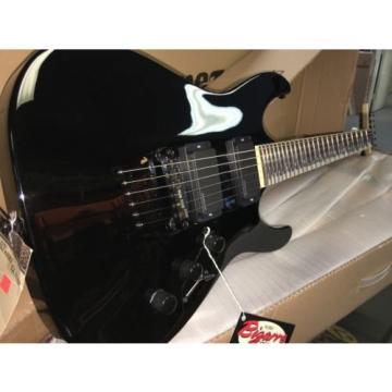NOS Jackson DKMGTFF W/Emg's Black Electric Guitar