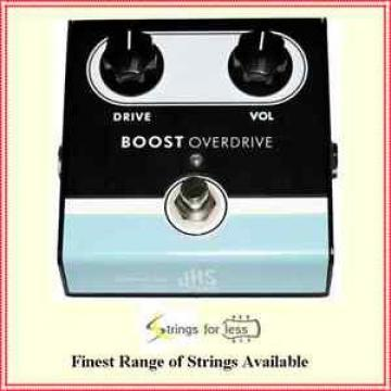 Jet City Amplification JHS Boost Overdrive Guitar Effects Pedal