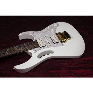 Ibanez JEM7V Steve Vai Signature Electric Guitar White 031305