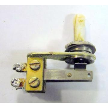 1960s Supro 3-Way Toggle Switch By Switchcraft w/ Tip For Airline National Valco