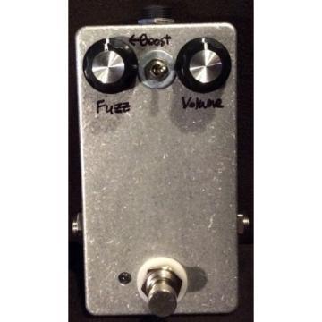 Devi Ever Hyperion JHS Astro Mess Silver Crank Fuzz bass ehx big muff metal face