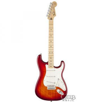 Fender Standard Stratocaster® Plus Top, Aged Cherry Burst - 0144612531
