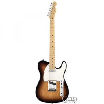 Fender American Standard Telecaster, 2-Color Sunburst with Case - 0113202703