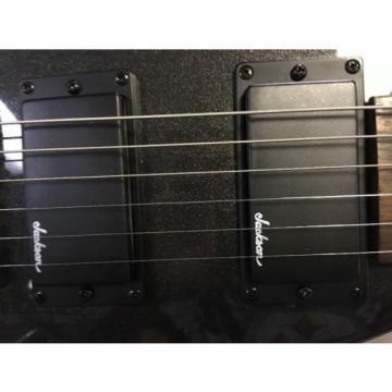 NOS Jackson JS30 RR RANDY RHOADS Gun Metal Grey Electric Guitar