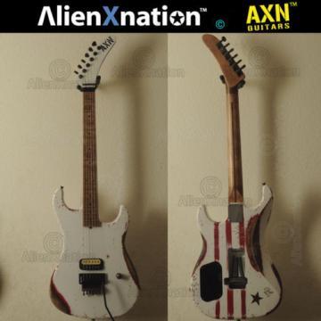 AXN™ Holy Grail Model 2 Banana Headstock Guitar