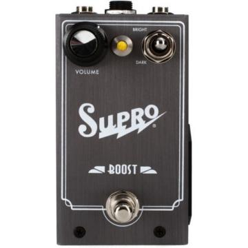 Supro 1303 Boost - Clean Volume Boost Guitar Effects Pedal