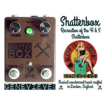 Genevieve FX Shatterbox - Zonk & Boost - Marc Bolan T. Rex