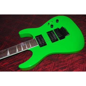 Jackson SLX Soloist X Series Electric Guitar Slime Green