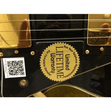 Epiphone Bjorn Gelotte Signature Les Paul Electric Guitar  Ebony