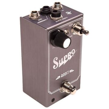 Supro USA Supro Boost Clean Boost pedal - free US shipping!
