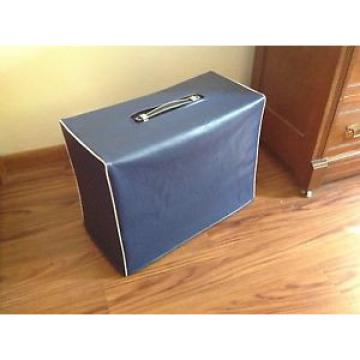 SUPRO 1648RT SATURN REVERB 1x12 COMBO BLUE/WHITE VINYL AMPLIFIER COVER (supr021)