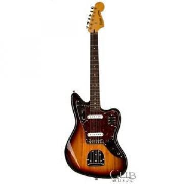 Squier Vintage Modified Series Jaguar Electric Guitar, Sunburst - 0302000500