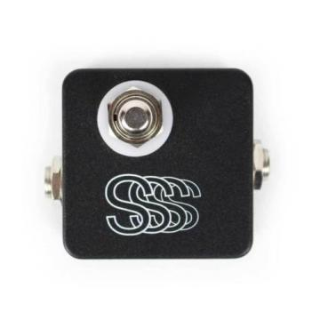 JHS Pedals Stutter Switch Momentary Mute Switch NEW
