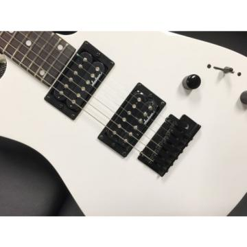 JACKSON JS-12 WH Dinky 24 Fret E-Gitarre