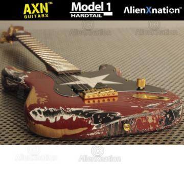 AXN™ MODEL ONE HARDTAIL GUITAR USA