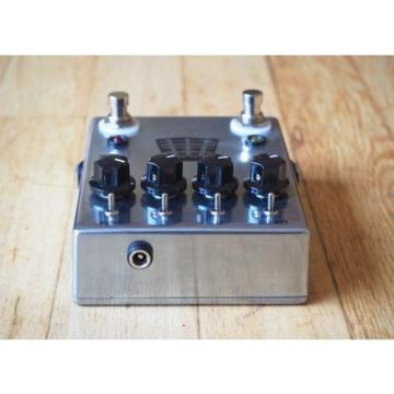 JHS Pedals The Kilt Distortion / Boost Electric Guitar Effects Pedal Expandora
