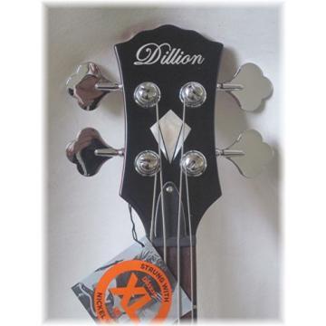 DILLION-DB-534 Semi-Hollow body bass ( Only 2 left  till 2018 )