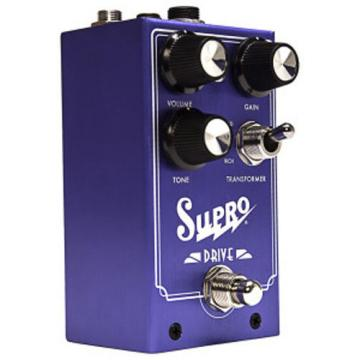 """Supro 1305 """"Drive"""" Pedal, Brand New in box, Free Shipping"""