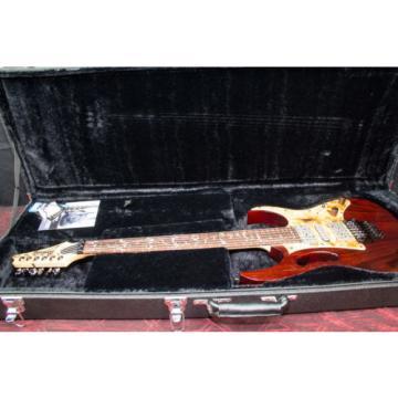 Ibanez JEM77WDP Steve Vai Signature JEM Premium Series Electric Guitar 031304