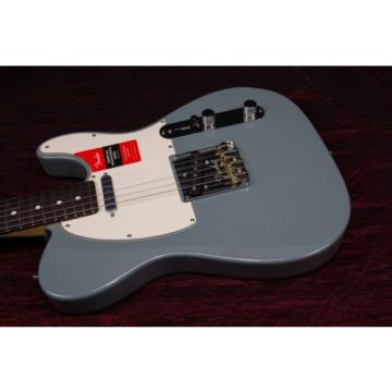 Fender American Professional Telecaster Electric Guitar Sonic Gray 032213