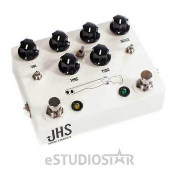 JHS Pedals Double Barrel 2 in 1 Dual Overdrive NEW