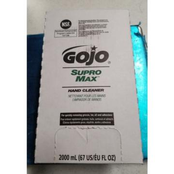 Gojo Supro Max Hand Cleaner - 2000ml Pouch - GOJO7272