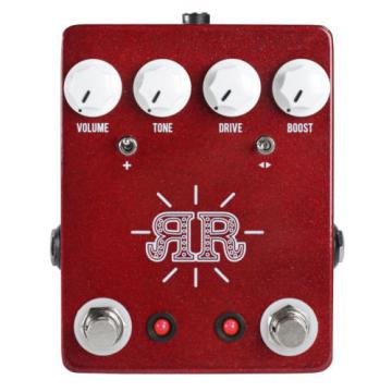 JHS Pedals Butch Walker Ruby Red