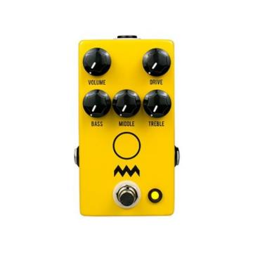 JHS Charlie Brown V4 Overdrive Distortion Guitar Effects Stompbox Pedal
