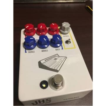JHS pedals colour box NEVE preamplifier serial 1615 guitar effects pedal